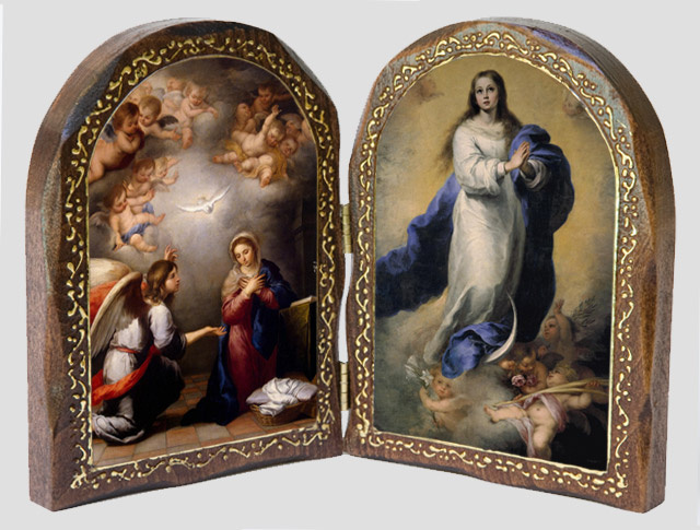 Annunciation and Immaculate Conception of the Blessed Virgin Mar