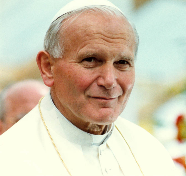 Catholic Print - Pope John Paul II